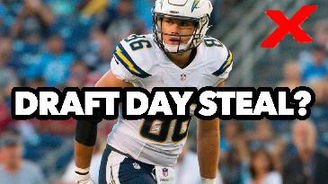 2017 Fantasy Football | Is Hunter Henry a Top 10 TE?