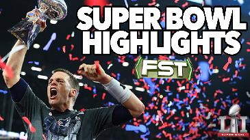 Super Bowl 51 Highlights, Recap and Analysis | FNTSY Sports Today