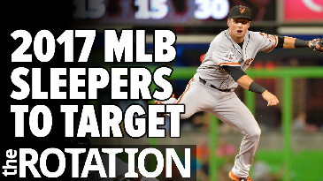 2017 MLB Sleepers To Target | The Rotation