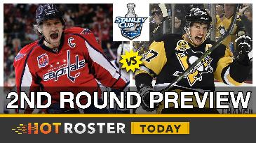 2017 Stanley Cup Playoffs: 2nd Round Preview | HotRoster Today