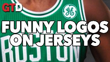 Funny Logos On Jerseys | Rage of The Day