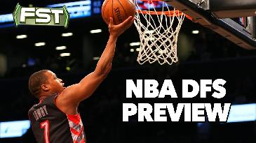 2017 Fantasy Basketball: DFS Preview For January 3rd | FNTSY Sports Today