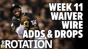 Week 11 Waiver Wire Adds & Drops | The Rotation