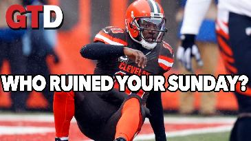 Who Ruined Your Sunday: Week 14 Edition | Rage of The Day
