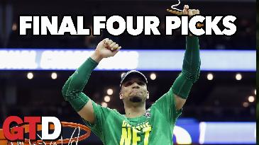 2017 College Basketball: Final Four Picks and Preview w/ Bobano | Game time Decisions
