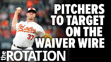 Pitchers To Target on The Waiver Wire | The Rotation