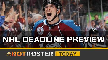 NHL Trade Deadline Preview w/ Hannah Nordman | HotRoster Today