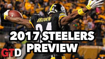 2017 NFL Team Previews: Pittsburgh Steelers | Game Time Decisions