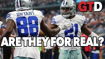 Are The Dallas Cowboys For Real? w/ Drew Pearson | Game Time Decisions