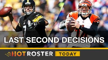 2016 Fantasy Football: Week 14 Lineup Help | HotRoster Today