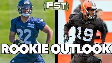 Rookies To Target | FNTSY Sports Today