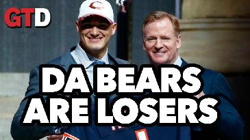 2017 NFL Draft: The Chicago Bears Are Clueless! | Rage of The Day