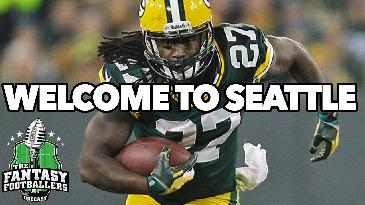 2017 Fantasy Football: Eddie Lacy Signs With Seahawks | Fantasy Footballers
