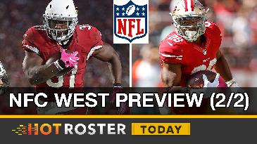 NFC West Preview | HotRoster Today