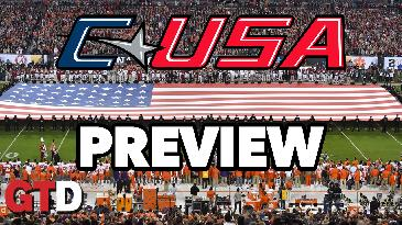 2017 College Football: Conference USA Preview w/ Marc Lawrence | Game Time Decisions