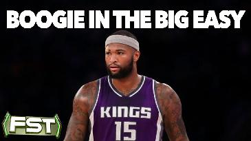 2017 Fantasy Basketball: DeMarcus Cousins Trade Analysis | FNTSY Sports Today