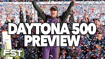 Fantasy Nascar: Daytona 500 DraftKings Picks and Preview w/ Nick Giffen | FNTSY Sports Today