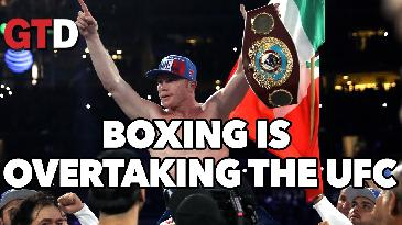 Boxing is Overtaking the UFC in Popularity | Rage of The Day