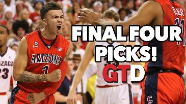 2017 NCAA March Madness: Final Four Picks and Preview | GTD