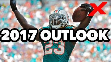 2017 Fantasy Football: Can Jay Ajayi Be an RB1 in 2017? | RotoExperts