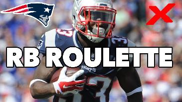 Which New England Patriots RB Do You Want To Own in 2017? | RotoExperts