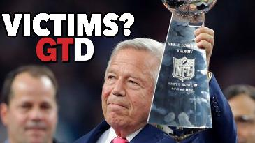 Are The New England Patriots Victims? | Rage of The Day