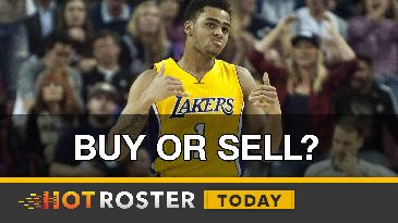 2017 Fantasy Basketball: Buy & Sell Candidates | HotRoster Today