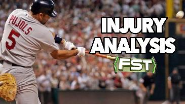 2017 Fantasy Baseball: Evaluating Injury Risk Players w/ Dr. Anand Lalaji | FST