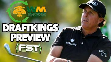 2017 Fantasy Golf: Waste Management Open DraftKings Picks and Preview w/ David Barnett | FST