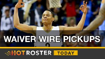 2017 Fantasy Basketball: Waiver Wire Pick-Ups & Drops (Week of Jan 1st)