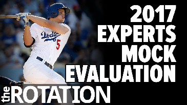 2017 Experts Mock Evaluation | The Rotation