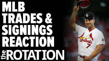 MLB Trade Reaction w/ Brent Hershey | The Rotation