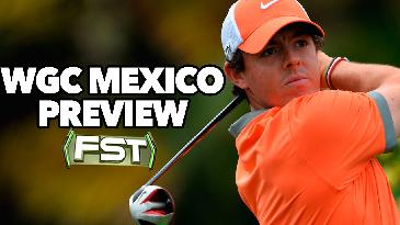 2017 Fantasy Golf: WGC Mexico DraftKings picks and preview w/ Pat Perry | FST