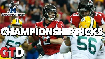 NFL Championship Weekend Preview w/ Paul Bovi | Game Time Decisions