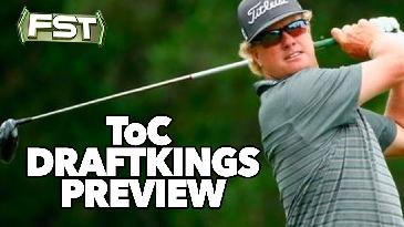 2017 Fantasy Golf: Tournament of Champions DraftKings Picks and Preview w/ David Barnett | FST