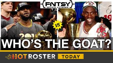 Who is The Greatest Athlete of All-Time? | HotRoster Today