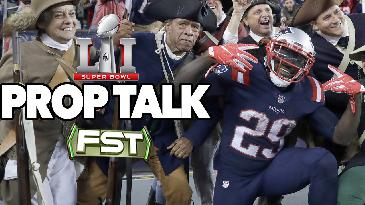 Super Bowl 51 Prop Talk w/ Howard Bender | FNTSY Sports Today