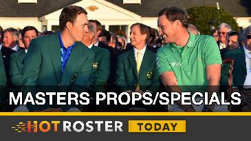 2017 Fantasy Golf: Masters Props & Specials | HotRoster Today