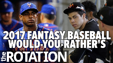 2017 Fantasy Baseball: Would You Rather? | The Rotation