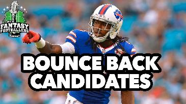 2017 Fantasy Football: Bounce Back Candidates | Fantasy Footballers