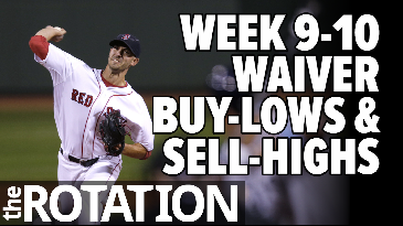 Week 9 Buy-Lows and Sell-Highs | The Rotation